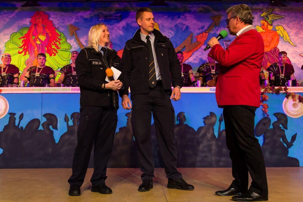 KVW unterstützt Polizei-Kampagne